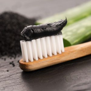 truth behind charcoal toothpaste