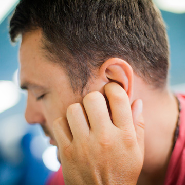 toothache causing ear pain